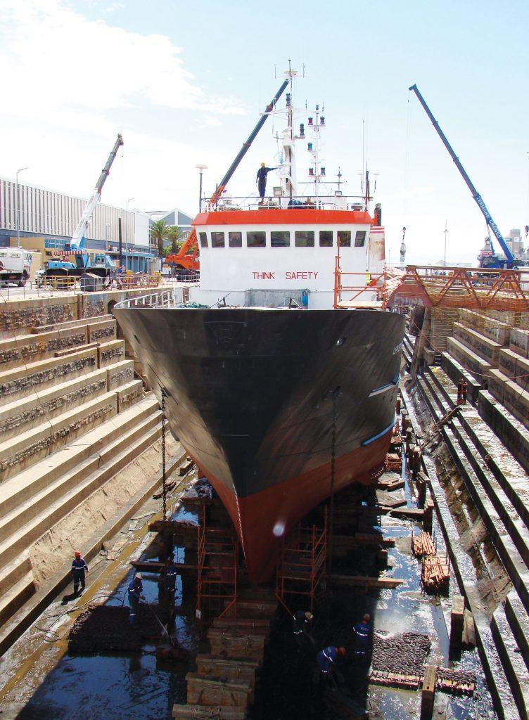 Laverne Robinson Dock